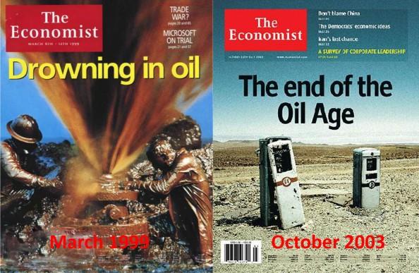 The Economist 1999 2003
